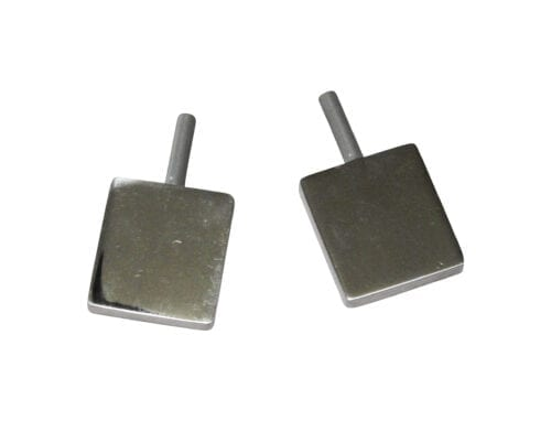 Small Electrodes for Axillary (Underarm) Iontophoresis Machines