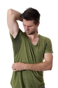 helping excessive sweating