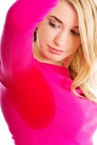 stop excessive body sweating