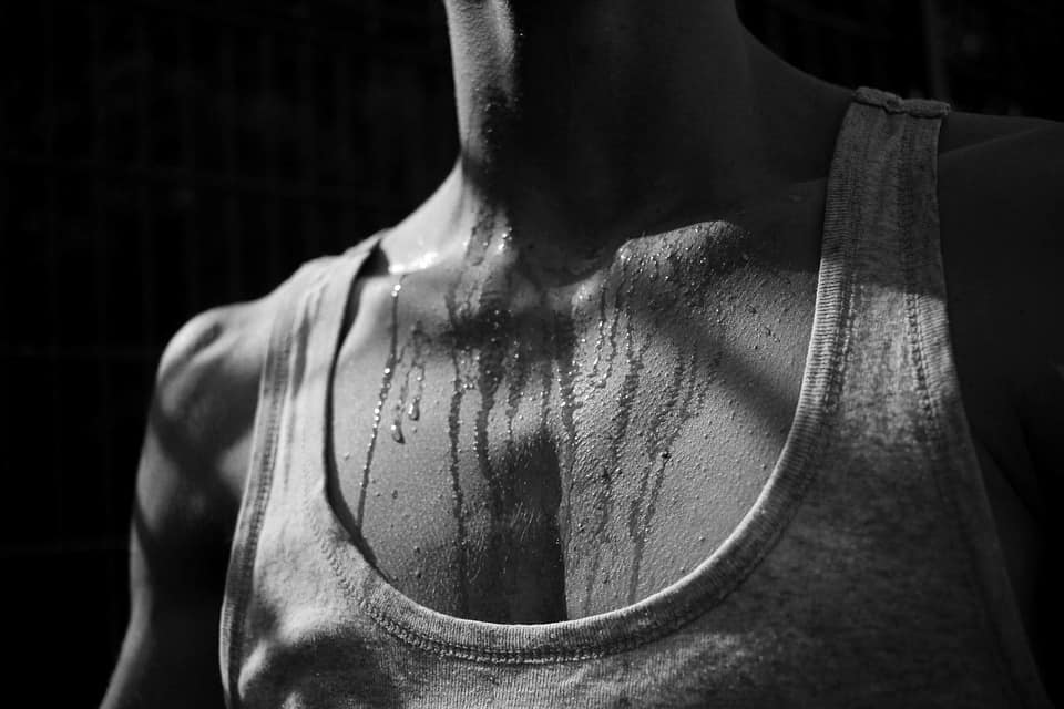 how to stop excessive sweating